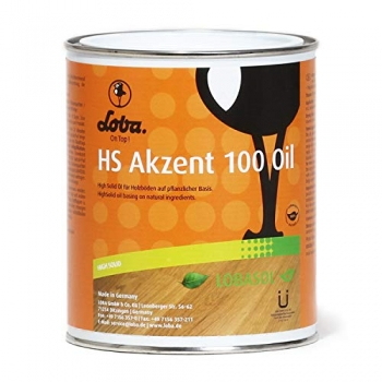 Loba Akzent 100 Oil   0.750 ltr.
